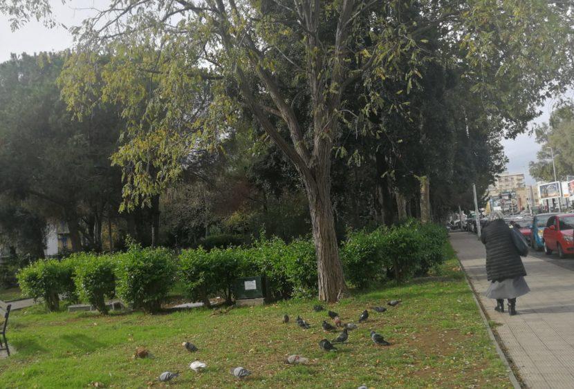 Nuove aree attrezzate nel III municipio di Catania