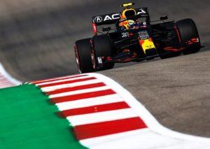 F1, prove libere del GP degli Stati Uniti: Perez in testa, scintille Max-Lewis