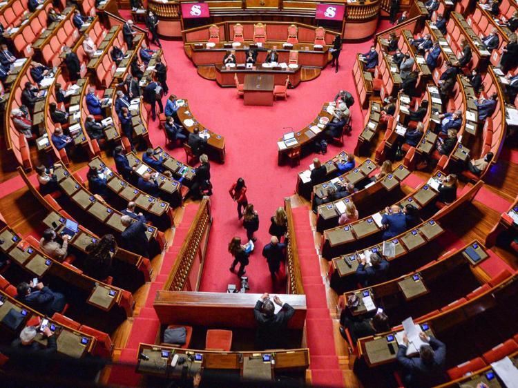 Omofobia, aula senato approva 'Tagliola' : Stop DDL ZAN.
