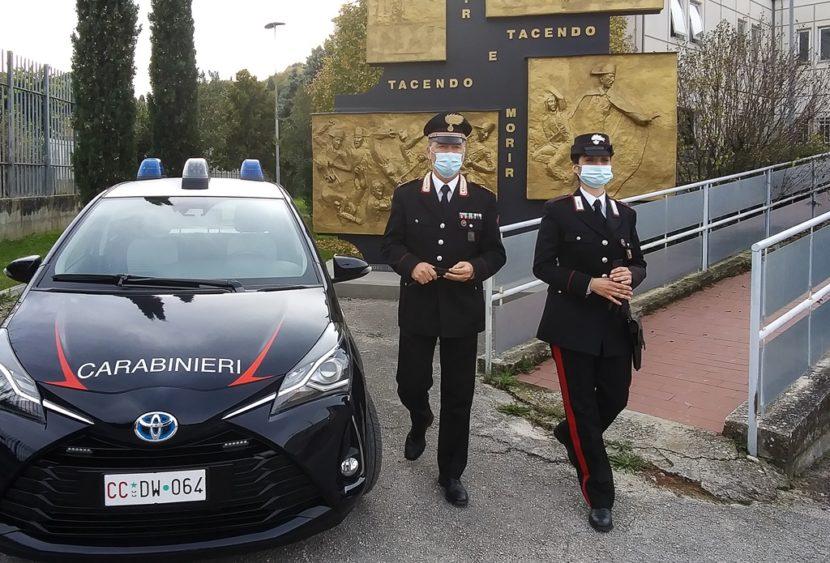 Spoleto: servizio di controllo del territorio volto alla prevenzione dei reati